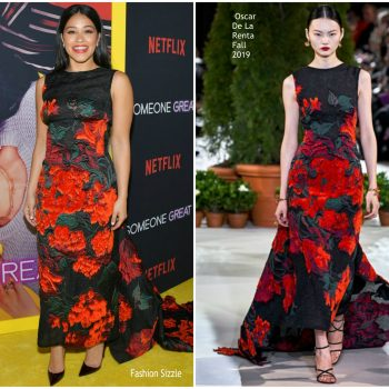 gina-rodriguez-in-oscar-de-la-renta-someone-great-netflix-screening