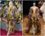 Gwendoline Christie In Iris van Herpen Haute Couture – 'Game Of Thrones' Season 8 New York Premiere