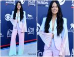 Kacey Musgraves in Christian Cowan @  2019 ACM Awards