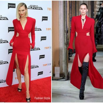 karlie-kloss-in-olivier-theyskens-bravo-s-night-of-food-and-fashion-fyc-event