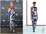 Katy Perry  In Emilio Pucci @ 'American Idol'