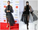 Letitia Wright In Georges Chakra  @ 2019 NAACP Image Awards