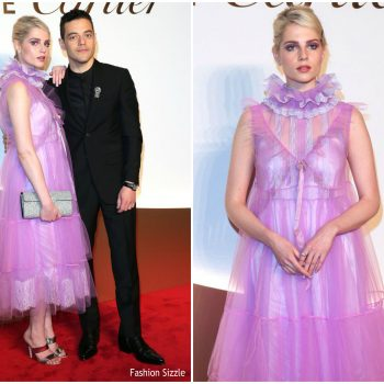 lucy-boynton-in-marc-jacobs-clash-de-cartier-event
