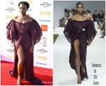 Lupita Nyong'o In Giambattista Valli Couture @ 2019 NAACP Image Awards