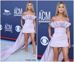 Maren Morris'  In Christian Siriano  @   2019 ACM Awards