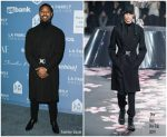 Michael B. Jordan  In Dior Men @ LAFH Awards 2019
