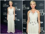 Michelle Williams In Louis Vuitton @ FX's 'Fosse/Verdon' New York Premiere