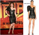 Milla Jovovich In Isabel Marant @ Hellboy' New York Screening