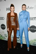 Gigi & Bella Hadid @ Variety's Power Of Women: New York