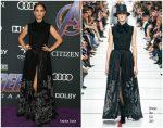 Natalie Portman  In Christian  Dior  @ 'Avengers: Endgame' LA Premiere