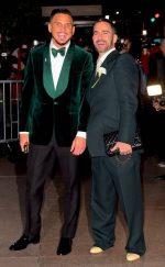 MARC JACOBS  &  CHAR DEFRANCESCO Wedding