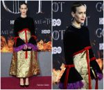 Sarah Paulson In Gucci @ 'Game Of Thrones' Season 8 New York Premiere