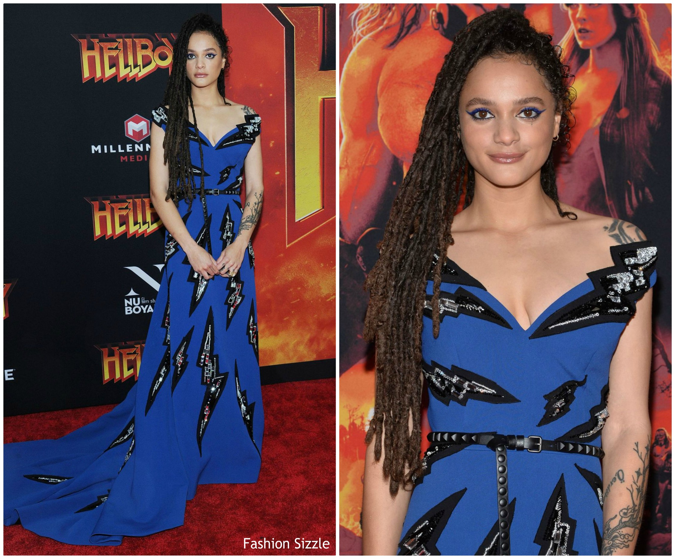 sasha-lane-in-prada-hellboy-new-york-screening