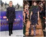 Scarlett Johansson in Michael Kors @ 'Avengers: Endgame' London Photocall