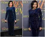 Taraji P. Henson In Philosophy Di Lorenzo Serafini @  'The Best Of Enemies' New York Premiere