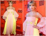Taylor Swift  In  J. Mendel @ TIME 100 Gala