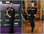 Tessa Thompson  In  Ronald Van Der Kemp  @ 'Avengers: Endgame' LA Premiere