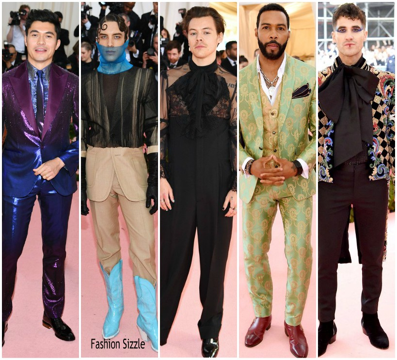 2019-met-gala-2019-menswear-redcarpet
