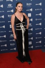 Billie Lourd in Brock Collection @ the 30th Annual GLAAD Media Awards New York