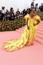 Serena Williams In Versace @  2019 Met Gala