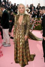 Rita Ora In Marc Jacobs @ 2019  Met Gala