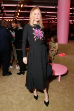 Uma Thurman in Prada @ Prada Resort 2020 Fashion Show