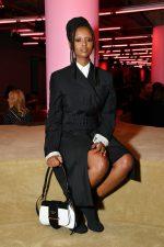 Kelela in Prada @ Prada Resort 2020 Fashion Show