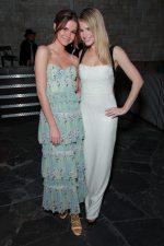 Maia Mitchell (in Self-Portrait) and Halston Sage (in Rasario) @ 'The Last Summer' LA Premiere