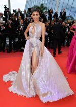 Praya Lundberg In Zuhair Murad Couture @ 'A Hidden Life' Cannes Film Festival Premiere