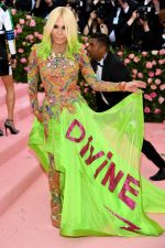 Donatella Versace  In Atelier Versace @ 2019 Gala