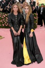 Mary-Kate Olsen & Ashley Olsen In  Vintage Chanel @ 2019 Met Gala