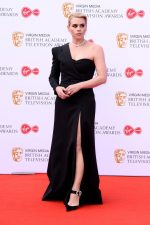 Billie Piper in Dundas @  2019 British Academy Television Awards