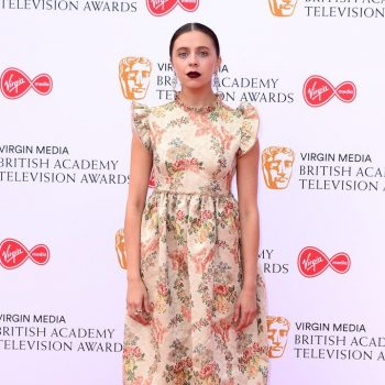 bel-powley-in-brock-collection-the-2019-british-academy-television-awards