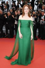 Julianne Moore in Christian Dior Haute Couture @ 'The Dead Don't Die' Cannes Film Festival Premiere
