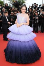 Araya A. Hargate in Ralph & Russo Couture @ 'The Dead Don't Die' Cannes Film Festival Premiere