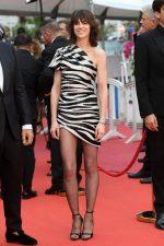 Charlotte Gainsbourg In Saint Laurent  @ 'The Dead Don't Die' Cannes Film Festival Premiere