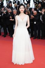Jing Tian in Christian Dior Haute Couture @ 'Les Miserables' Cannes Film Festival Premiere