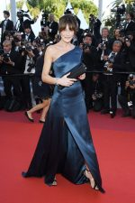 Carla Bruni-Sarkozy in Celine @ 'Les Miserables' Cannes Film Festival Premiere
