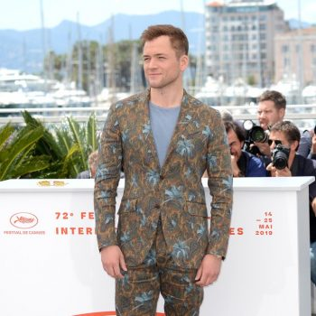 taron-egerton-in-etro-@-'rocketman'-cannes-film-festival-photocall