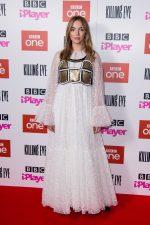 Jodie Comer in Giambattista Valli @ Killing Eve Series Two London Premiere