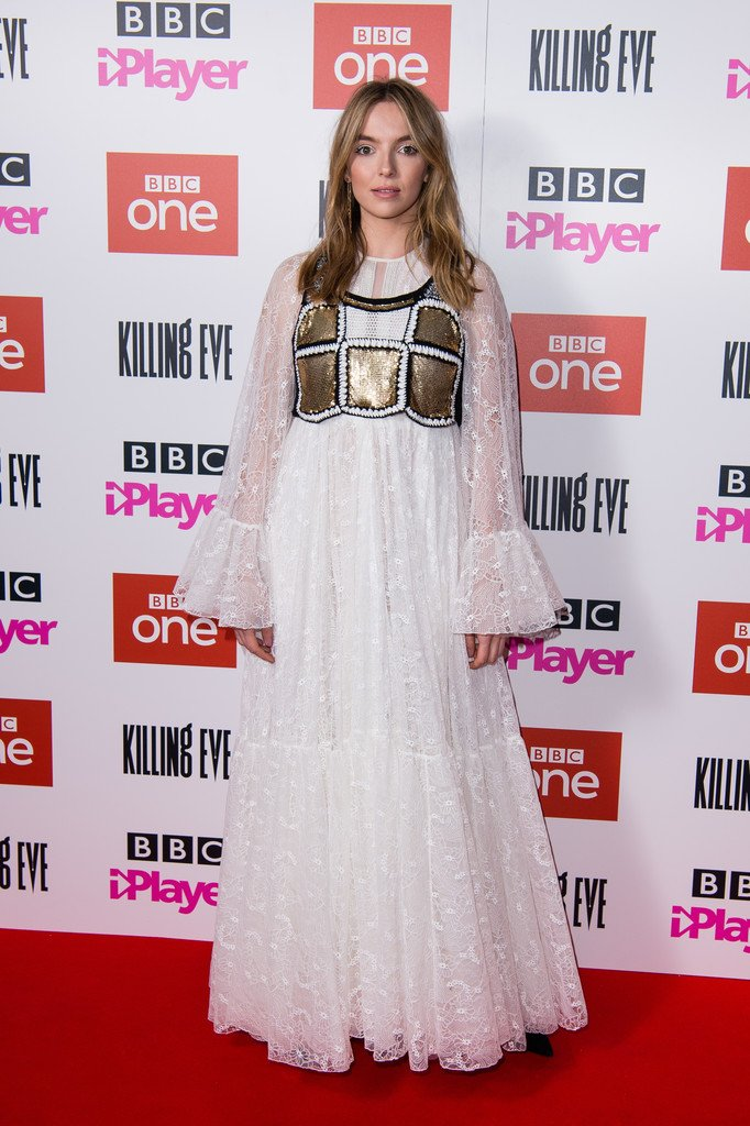 jodie-comer-in-giambattista-valli-@-killing-eve-series-two-london-premiere