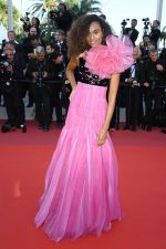 "Gelila Bekele  In Armani Prive  Couture @ ""Rocketman"" Cannes Film Festival Premiere"
