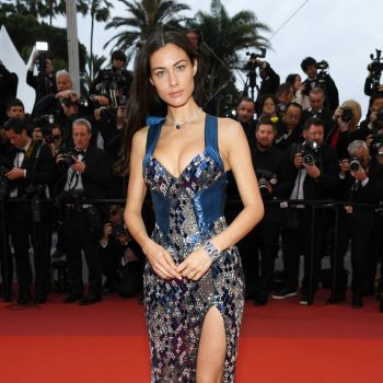 "marica-pellegrinelli-in-atelier-versace-@-""pain-and-glory-(dolor-y-gloria)""-cannes-film-festival-premiere"