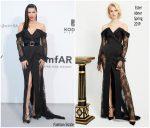 Adriana Lima In Ester Abner @  2019 amfAR Cannes Gala