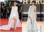 "Alessandra Ambrosio   In Ralph and Russo @  ""The Dead Don't Die""  Cannes Film  Festival Premiere"