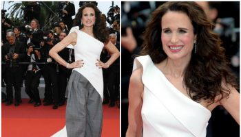 andie-macdowell-in-maticevski-pain-glory-dolor-y-gloria-douleur-at-gloire-cannes-film-festival-premiere