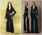 "Anne Hathaway In Elie Saab ""The Hustle"" LA Premiere"