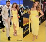 Blake Lively In   Retrofete  @ Pokeman: Detective  Pikachu' New York Premiere