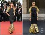 "Caroline de Maigret  In   Chanel @ ""The Dead Don't Die"" Cannes Film Festival Premiere"