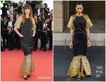 "Caroline de Maigret  In   Chanel @ ""The Dead Don't Die"" Cannes Film Festival Premiere"